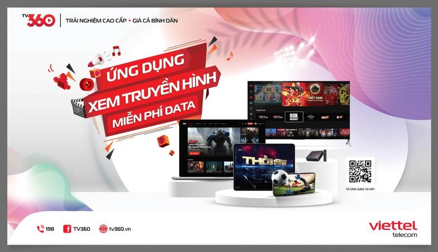 tv360 thiet bi