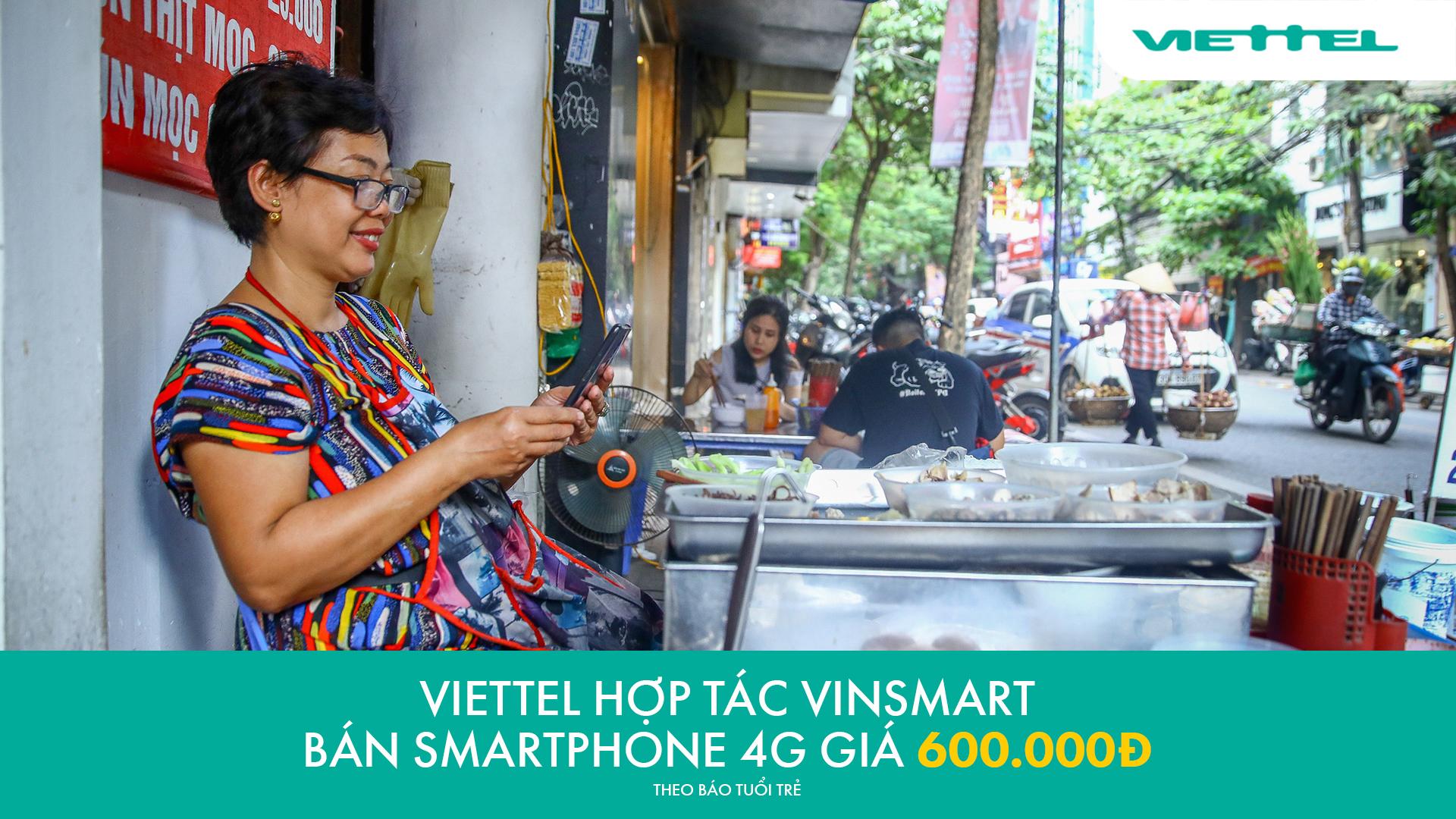 hợp tác bán smartphone